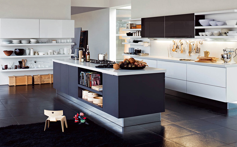 Types of Modular Kitchen - Advantages and Disadvantages - Happho