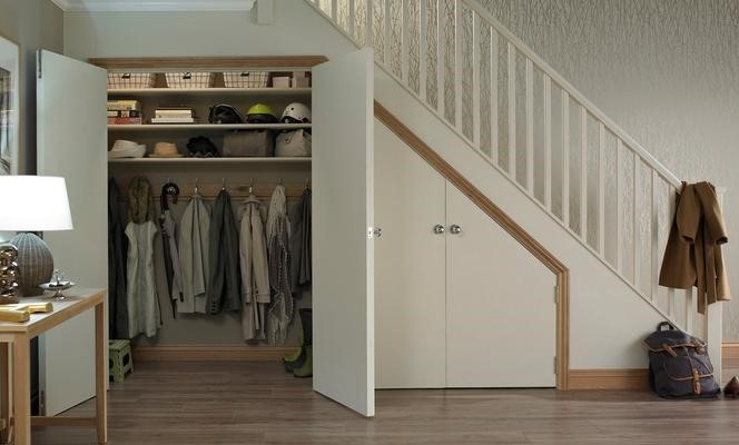 12 Innovative Ways To Use Areas Under The Stairs Happho