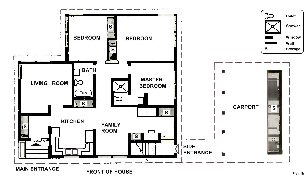 How to read a house floor plans happho the starting point of a floor plan malvernweather Images