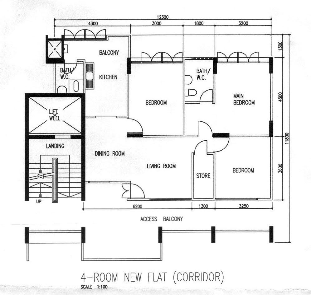 How To Read A House Floor Plans Happho