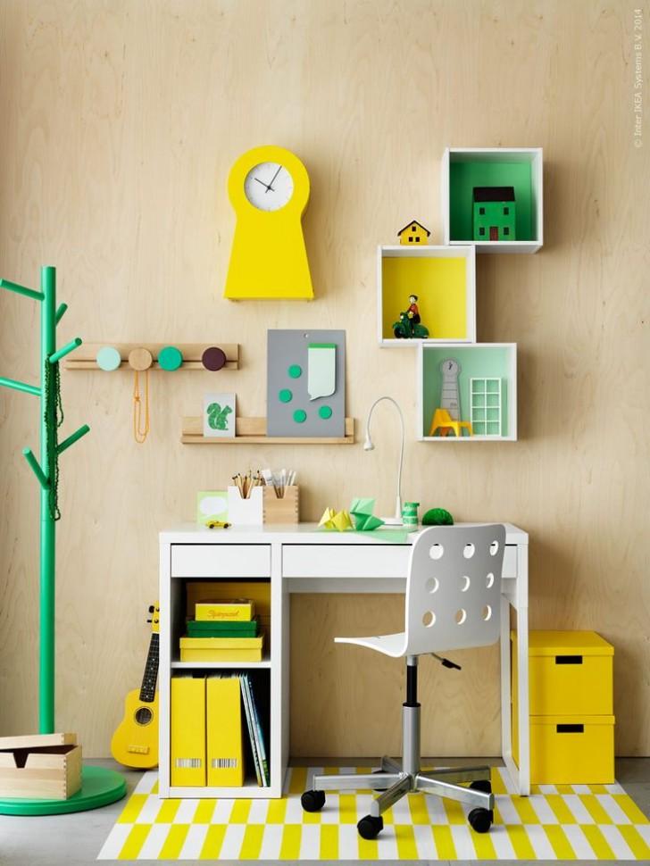 Amazing Ideas For Kid Study Room Design