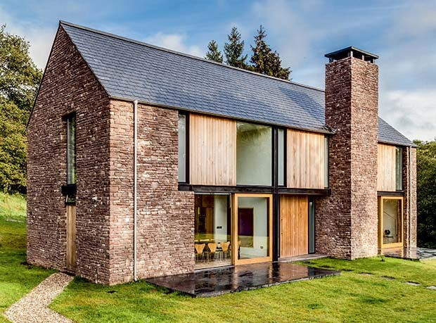 Exterior Wall Cladding for Stunning House Elevations - Happho