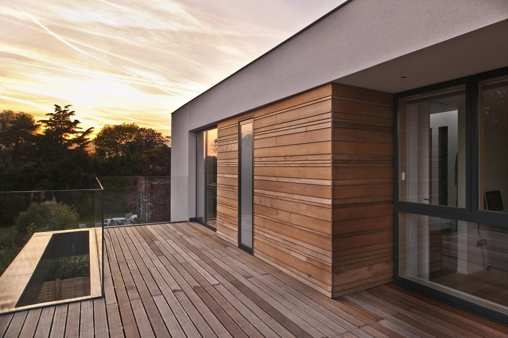 Wood Elevation S : Exterior wall cladding for stunning house elevations happho