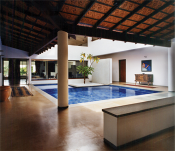 Understanding a traditional kerala styled house design for Kerala traditional house plans with courtyard