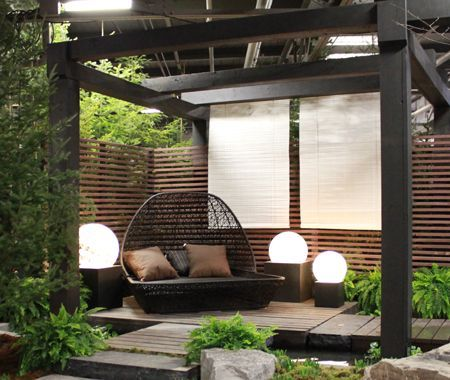 Pergola Design Ideas for your Gardens and Terraces - Happho
