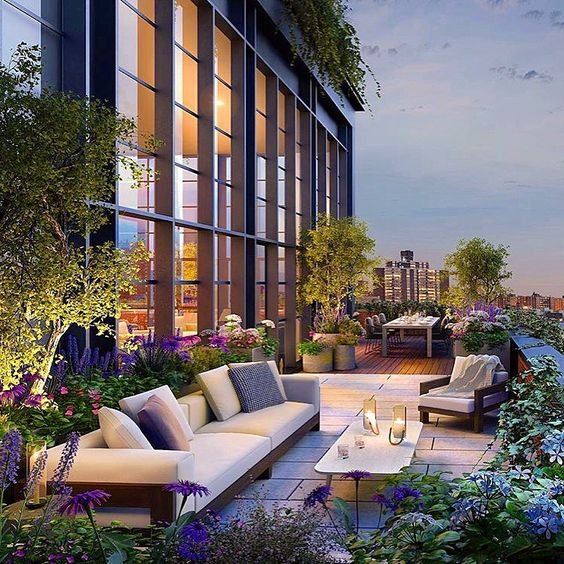 Nyc Apartments Outside: 6 Design Tips For Enhancing Penthouse Look