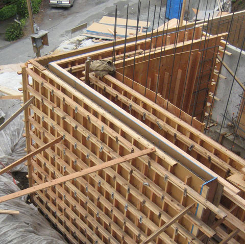 Plywood Concrete Form Wall Ties Why Investing In Insulated