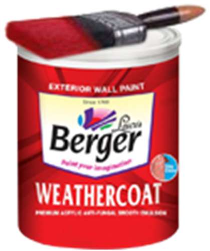 Berger Paints Interior: Weathercoat Smooth At Best Rates