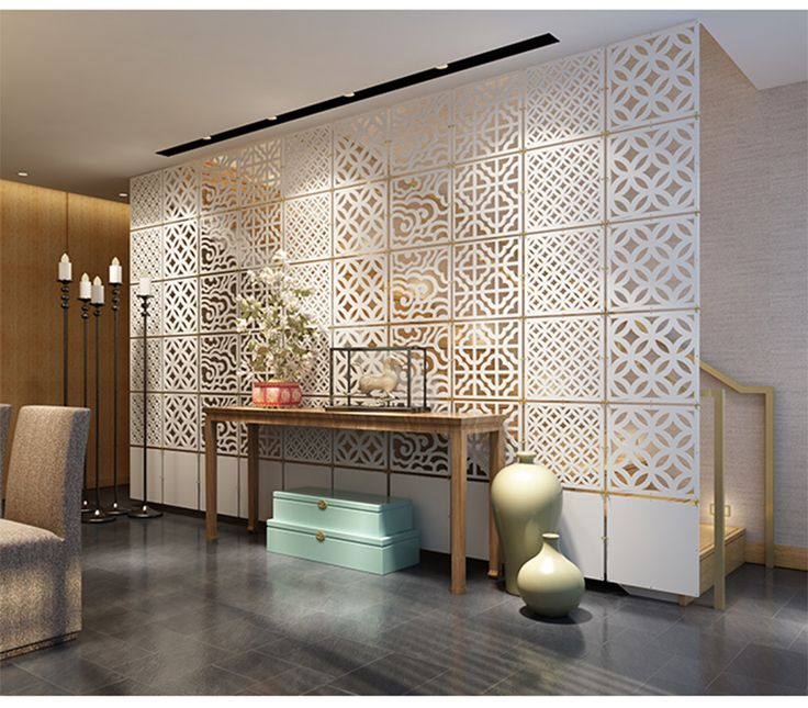 Wallpaper Designs For Bedroom Indian: 10 Innovative Partition Wall Ideas