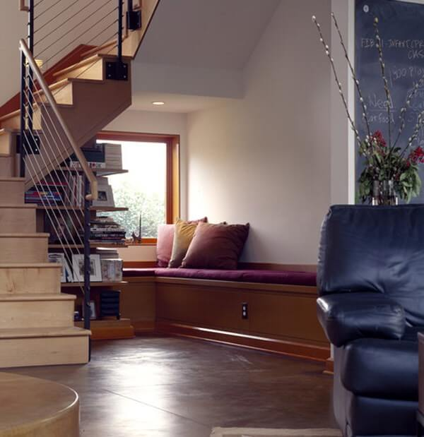 12 Innovative Ways To Use Areas Under The Stairs