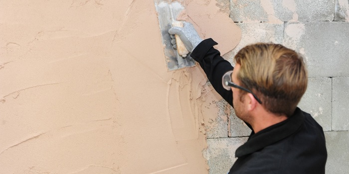 How To Properly Apply Gypsum Plaster On Walls Happho