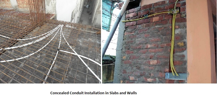 How To Install Concealed Conduit Electrical Wiring System
