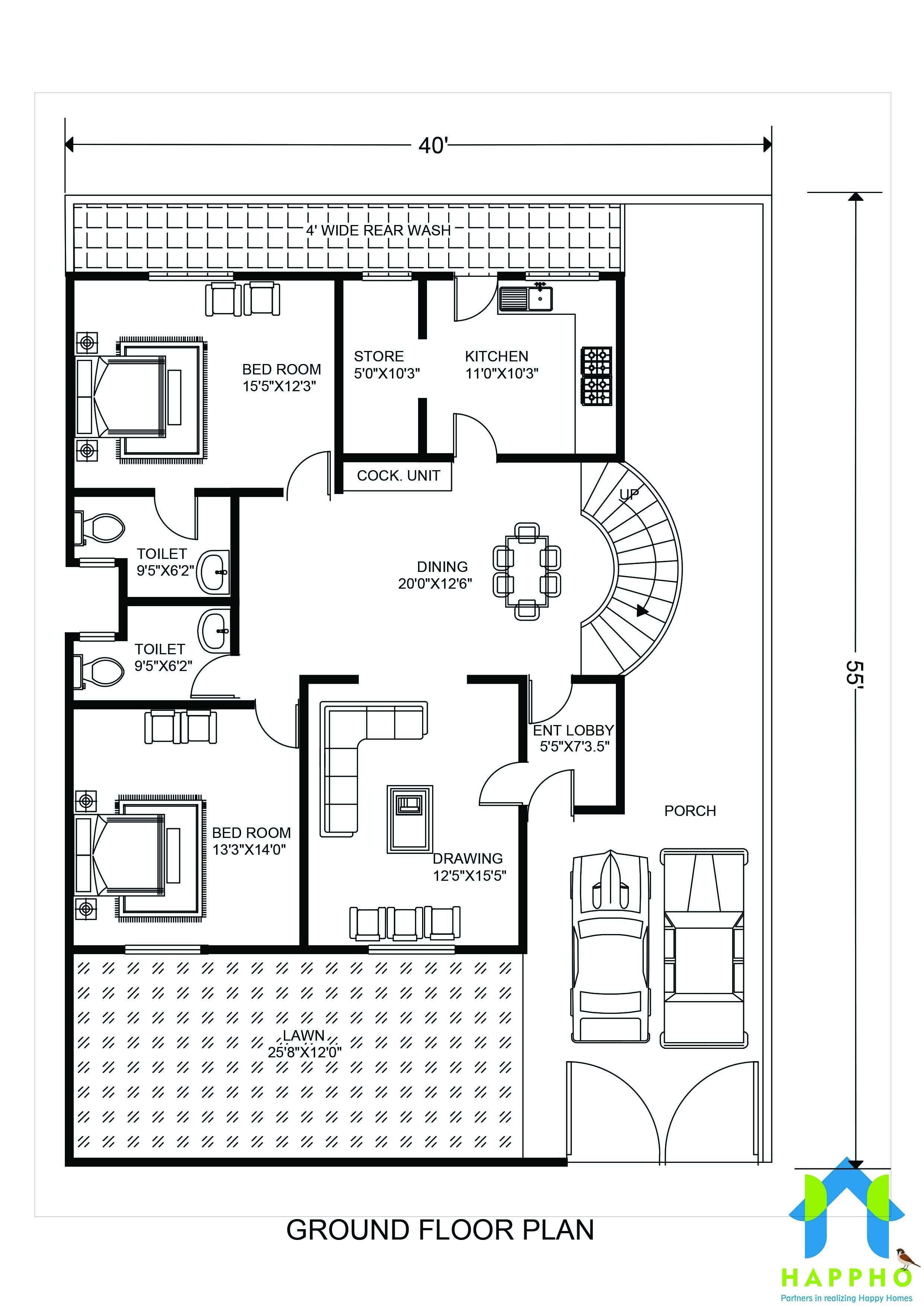 Image Result For House Plan Cost In Bangalore