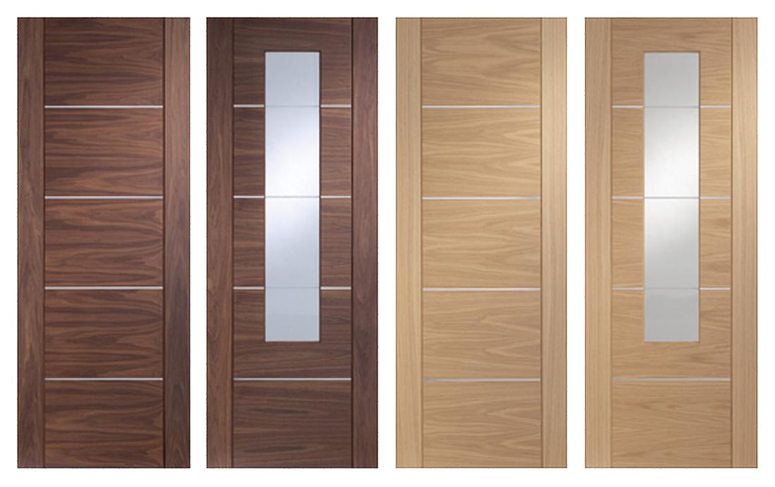 Difference Between Wooden Doors And Flush Door Happho