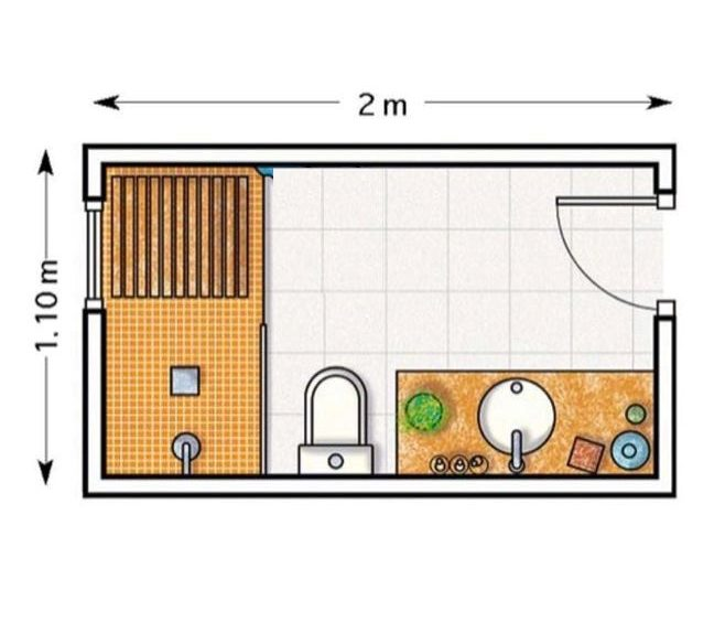 Standard Sizes Of Rooms In An Indian House