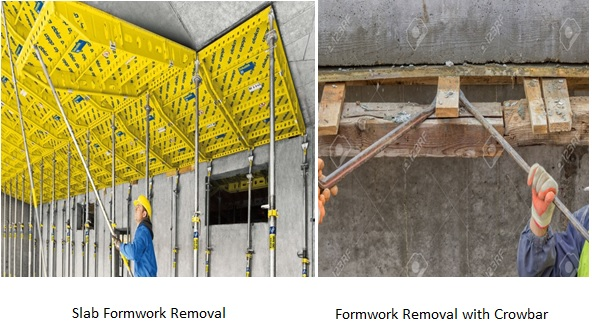 Concrete Formwork Removal Time & Specifications - Happho