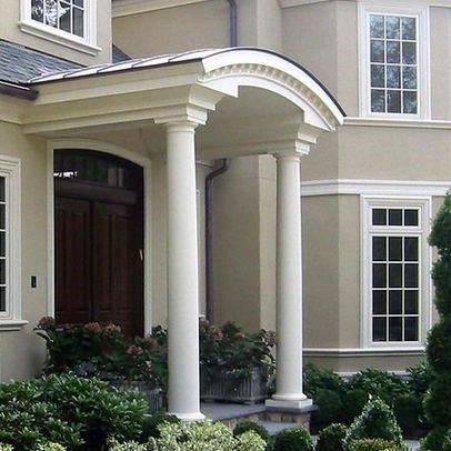 Beautiful Entrance Arch Designs For A House Happho