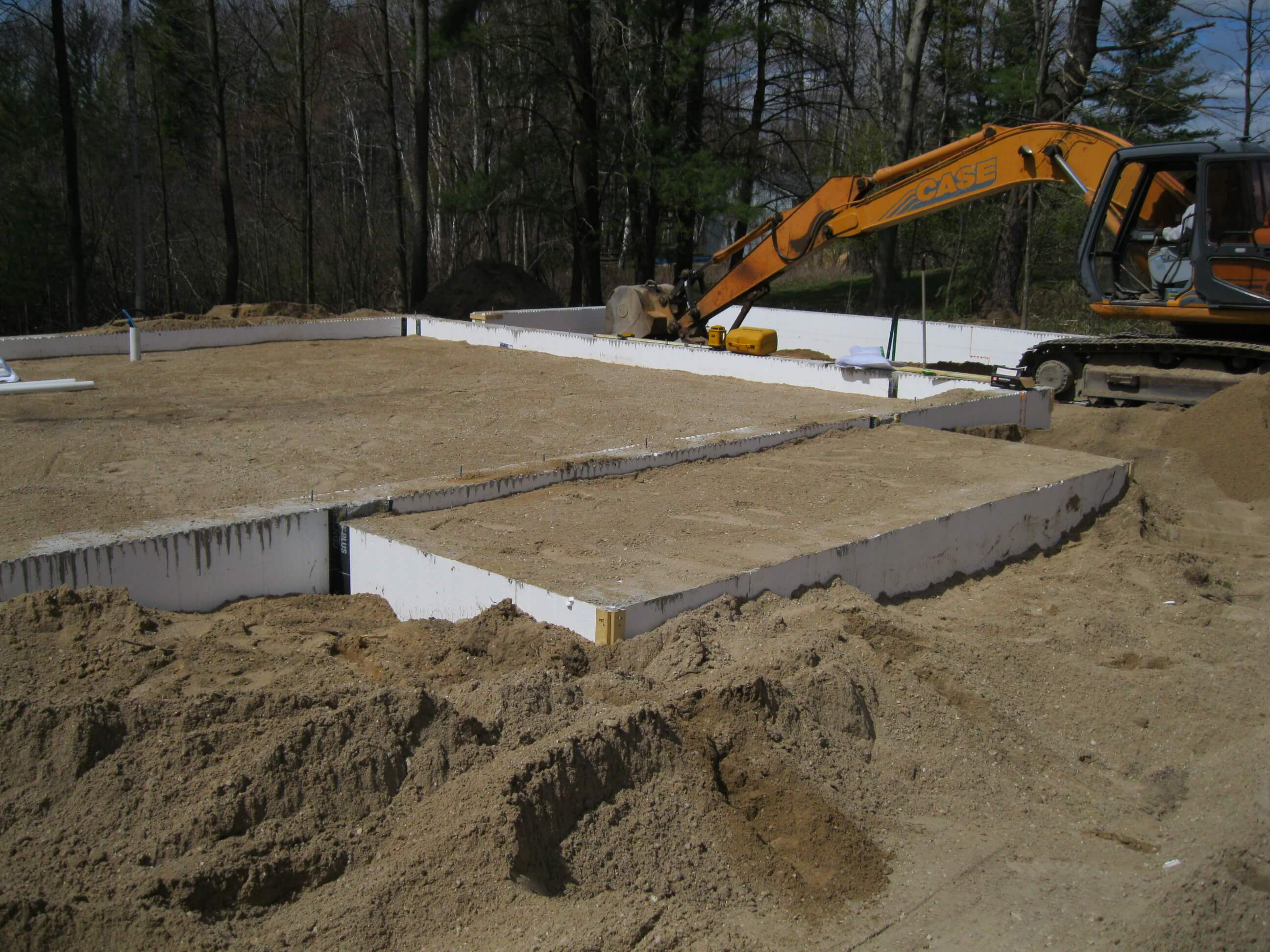 Types Of Backfilling Materials Used In Building
