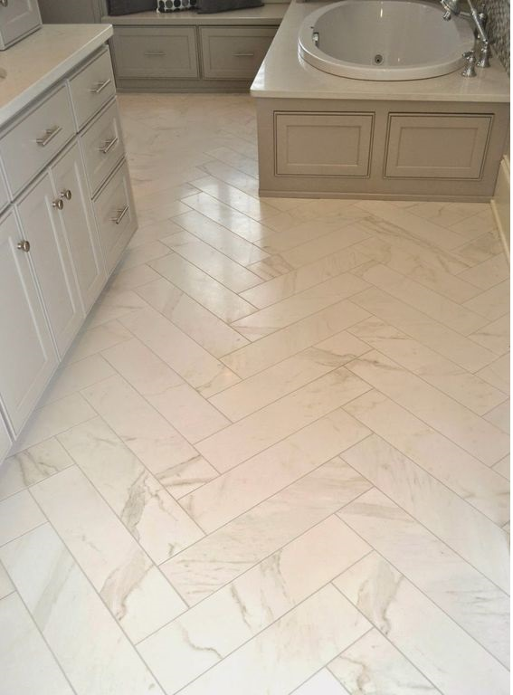Which Material Should Be Used For Bathroom Flooring And