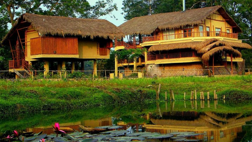 What To Learn From Traditional Assamese Houses Happho