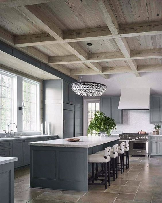 9 Stylish Tray Ceiling Ideas For Different Rooms: Tray Ceiling Ideas For Home Interiors