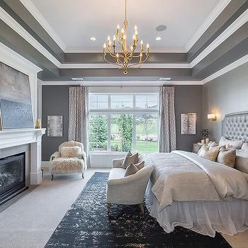Tray Ceiling Ideas For Home Interiors